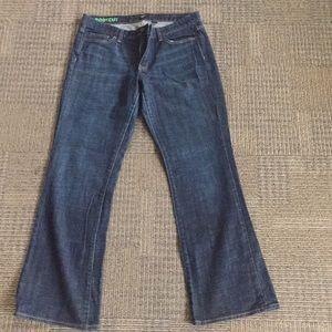 Like new boot cut J. Crew stretch jeans